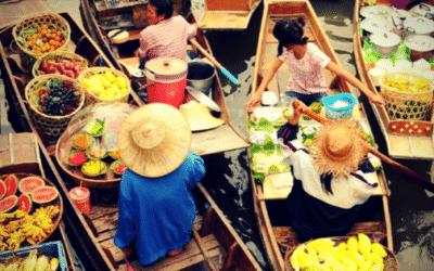 Quelle est la liste des métiers autorisés pour les farangs en Thaïlande ?